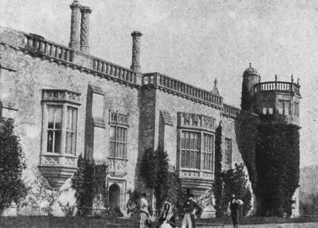 Quando era um bebê, William Henry Fox Talbot precisou ir embora de sua casa.