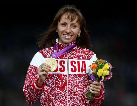 Savinova também perderá as medalhas de ouro conquistadas nos Mundiais