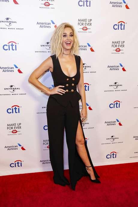 El look sexy de Katy Perry.