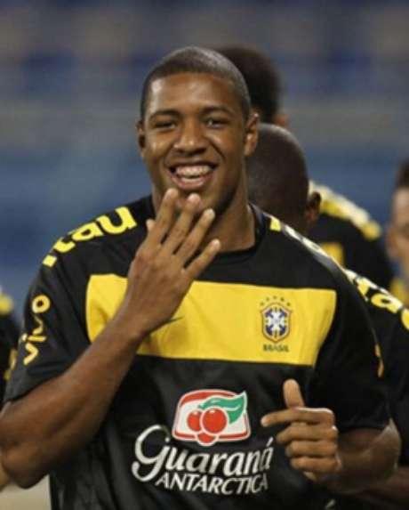 Jucilei tem passagem pela Seleção Brasileira