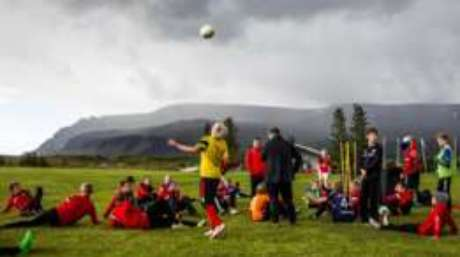 Islândia aumentou os recursos destinados a atividades esportivas para jovens