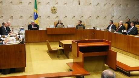 Principal função do STF é garantir a aplicação da Constituição Federal