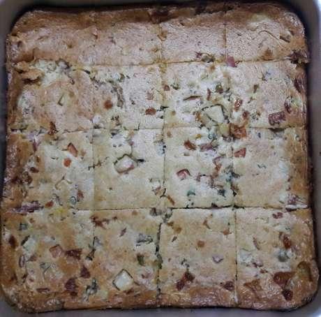 Receita de Torta salgada deliciosa. Enviada por Marcela Malaguti e demora apenas 50 minutos.