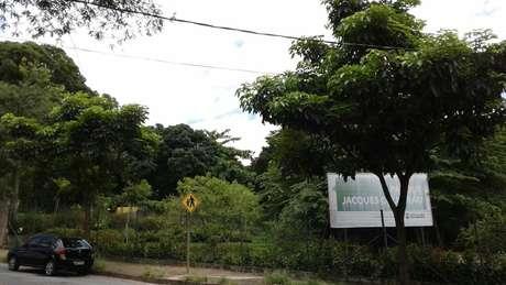 Área verde em Belo Horizonte foi fechada por tempo indeterminado.