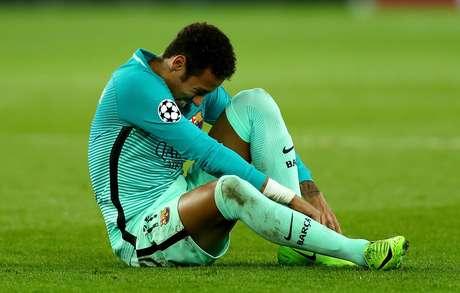 Neymar foi o melhor do trio MNS (com Messi e Suárez) na goleada sofrida para o PSG