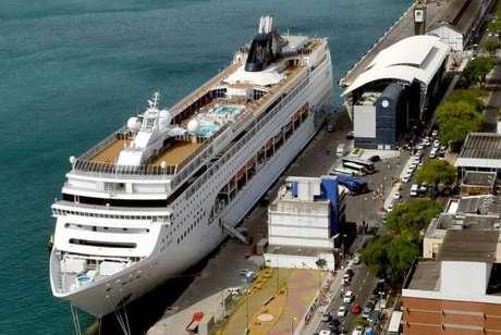 Salvador – Terminal de passageiros do Porto de Salvador deve receber cinco cruzeiros no período do Carnaval trazendo mais de 9 mil turistas à capital baiana