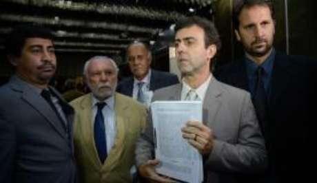 Segundo os deputados do PSOL, caso o presidente da Alerj, Jorge Picciani, não receba a matéria, eles poderão recorrer à Justiça