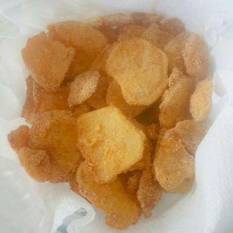 Receita de Batata frita empanada. Enviada por Alessandra Silvaa e demora apenas 30 minutos.