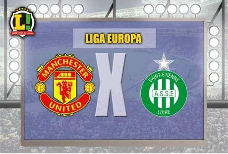 Manchester United marca três ao Saint-Étienne