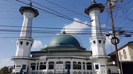 Mezquita ASJA Jammah Masjid de Two Princesses Town, en Trinidad y Tobago, fotografiada el 9 de febrero del 2017. Se cree que unos 125 combatientes o familiares de ellos han viajado de Trinidad y Tobago a Turquía y de allí a zonas controladas por la organización Estado Islámico en los últimos cuatro años, haciendo de esta nación de 1,3 millones de habitantes la principal fuente per cápita de reclutas de EI en el hemisferio occidental.