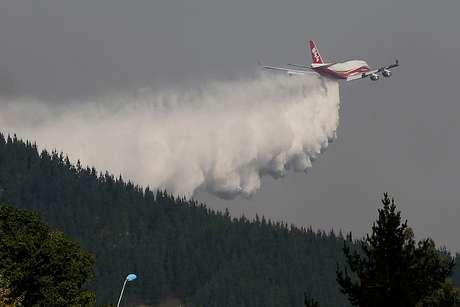 Global SuperTanker ofreció avión antes que donación de Lucy Ana Avilés