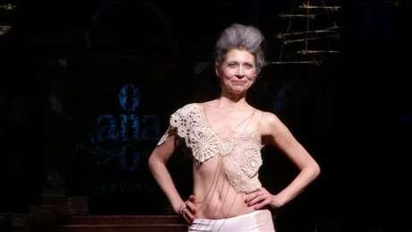 O evento da marca de lingerie AnoOno buscava arrecadar fundos para a ONG Cancerland