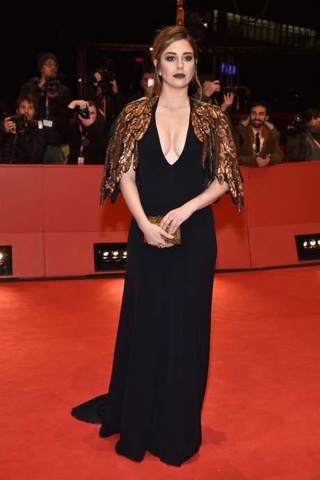 Blanca Suárez, con un espectacular vestido en la alfombra roja