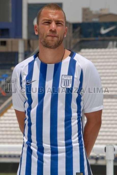 Aurelio Gonzales Vigil busca seguir en Alianza Lima los pasos de su hermano, Juan Diego, goleador íntimo en la campaña 2005.