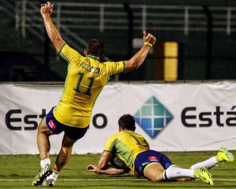 Seleção masculina de rúgbi XV participa do Americas Championship