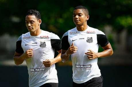 O atacante foi inscrito no Campeonato Paulista (Foto: Ivan Storti / Santos FC)