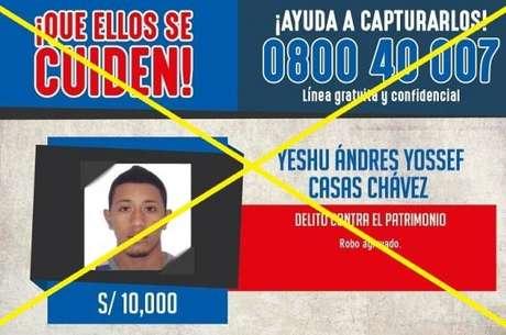 Yeshu Andrés Yossef Casas Chávez.