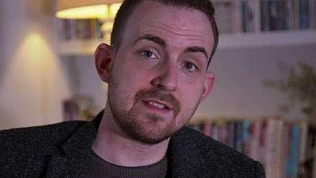 'Eu não sabia que era gay quando estava na escola secundária, nos anos 1990', diz o professor Daniel Gray