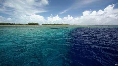 O turismo é responsável por mais de 85% do PIB de Palau