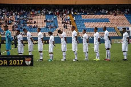 Santos foi eliminado da Copa São Paulo-2017 na terceira fase do torneio (Foto: Pedro Ernesto Guerra Azevedo/Santos)