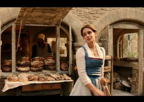 Emma Watson en la piel de Bella