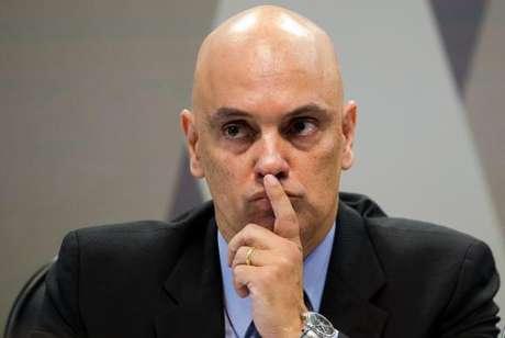 Brasília - O jurista Alexandre de Moraes chega ao Supremo Tribunal Federal aos 49 anos