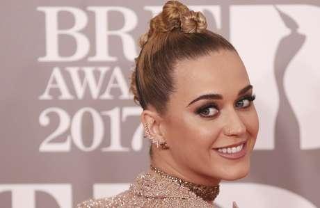El loco peinado de Katy Perry.