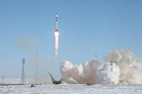 Segundo o plano de voo, a nave de carga não tripulada se acoplará à ISS na próxima sexta-feira.