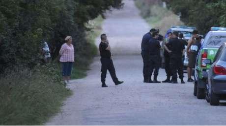 Hallan cadáver envuelto de una joven en Mar del Plata
