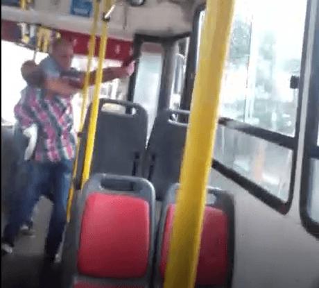 Quilmes: un pasajero discutió con el colectivero y sacó un arma