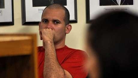 'Macarrão' fora condenado a 15 anos de prisão, mas sua pena foi reduzida na cadeia (Foto: Divulgação/Vagner Antônio/TJMG)