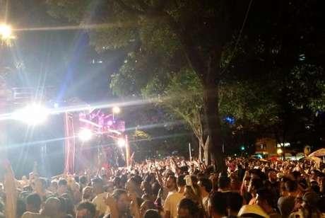 Bloco carnavalesco de Belo Horizonte, Chama o Síndico, desfila desde 2012