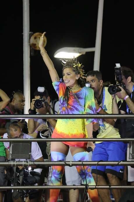 Cantora levou o trio As Poderosas ao circuito Barra/Ondina