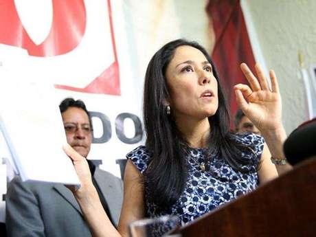 Ex Primera Dama, Nadine Heredia.