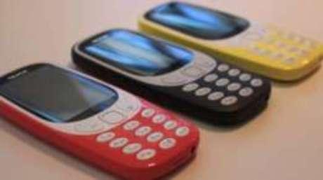 """Depois de suspense, Nokia confirma relançamento do celular """"tijolão"""""""