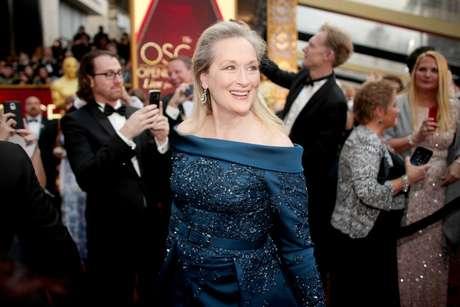 El vestido que finalmente Meryl Streep llevó a los Oscar