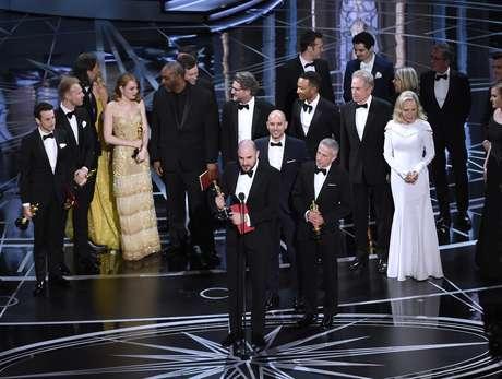 El bochornoso final de los premios Oscar 2017