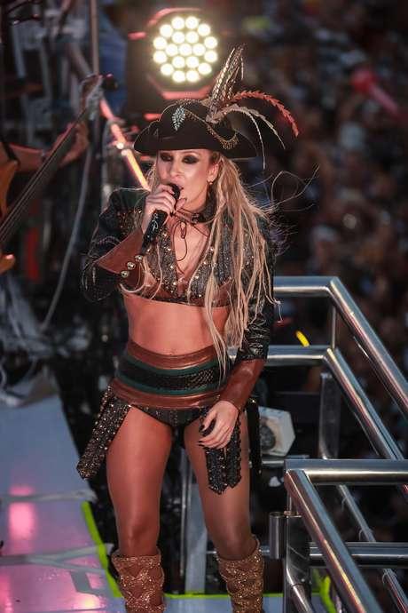 Última fantasia do Carnaval de Salvador é inspirada em Jack Sparrow