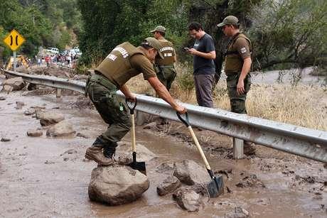 Listado de comunas afectadas por gran corte de agua en Santiago