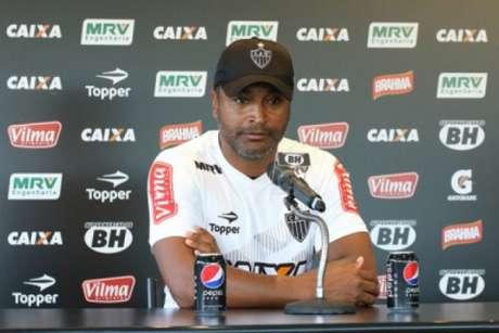 Roger Machado chegou ao Atlético-MG para a temporada 2017 (Técnico)