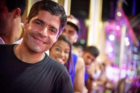 Prefeito curte Carnaval em Salvador