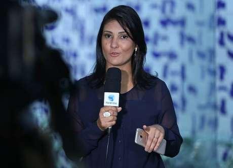 Apresentadora vai entrevistar poderosos de Brasília em nova atração