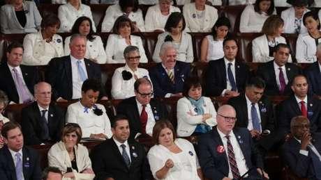Democratas no Congresso não ficaram impressionados com as ideias da reforma de saúde de Donald Trump