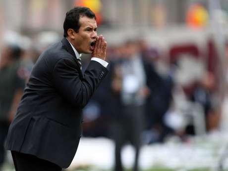 Juan Reynoso fue campéon en el 2015 con Melgar, equipo al que dirige por cuarta temporada consecutiva