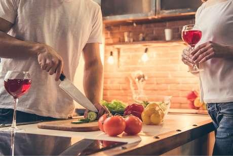 Nada melhor do que cozinhar para quem se ama, certo?