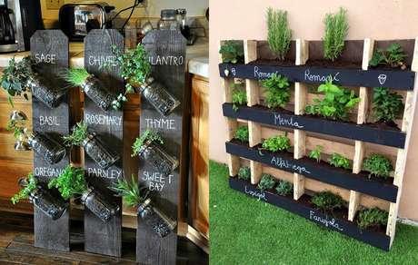 Jardins verticais estão ganhando cada vez mais espaço