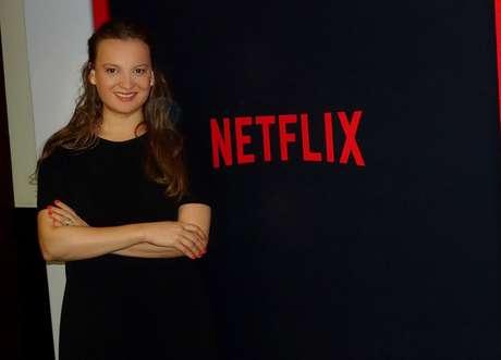 Kari Pérez, Directora de Comunicaciones para América Latina de Netflix.