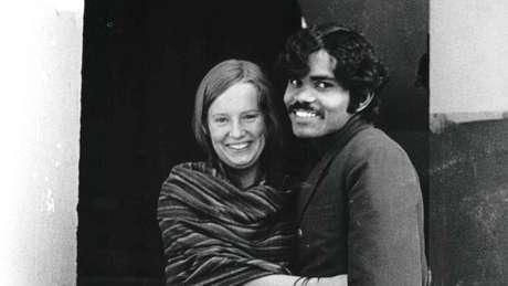 PK Mahanandia e Charlotte Von Schedvin se encontraram pela primeira vez em 1975