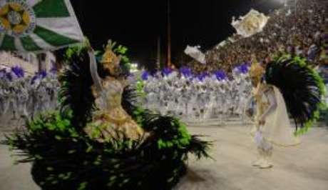 Desfile da Mocidade Independente de Padre Miguel