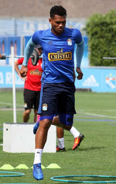 Raymond Blackburn llegó apenas hace 2 semanas al Perú.